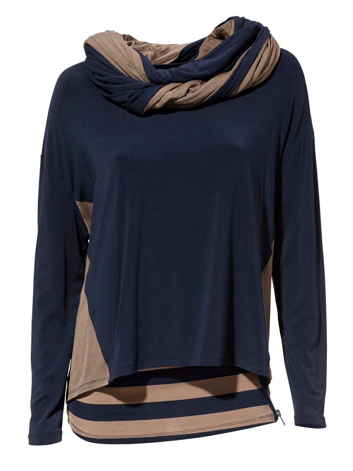 B.C. BEST CONNECTIONS by Heine shirt met ronde hals (3-delig) veilig op otto.nl kopen