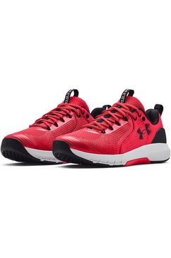 under armour trainingsschoenen charged commit tr 3 rood