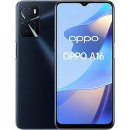 oppo smartphone a16, 64 gb zwart