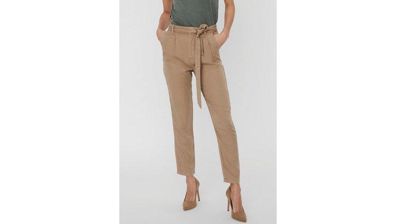 Vero Moda loose fit jeans VMMIA HR LOOSE TIE PANT