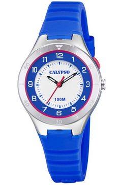 calypso watches kwartshorloge »junior collection, k5800-3« blauw