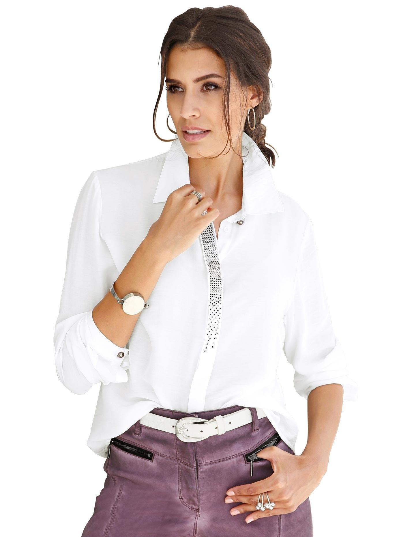 Alessa W. overhemdblouse nu online kopen bij OTTO