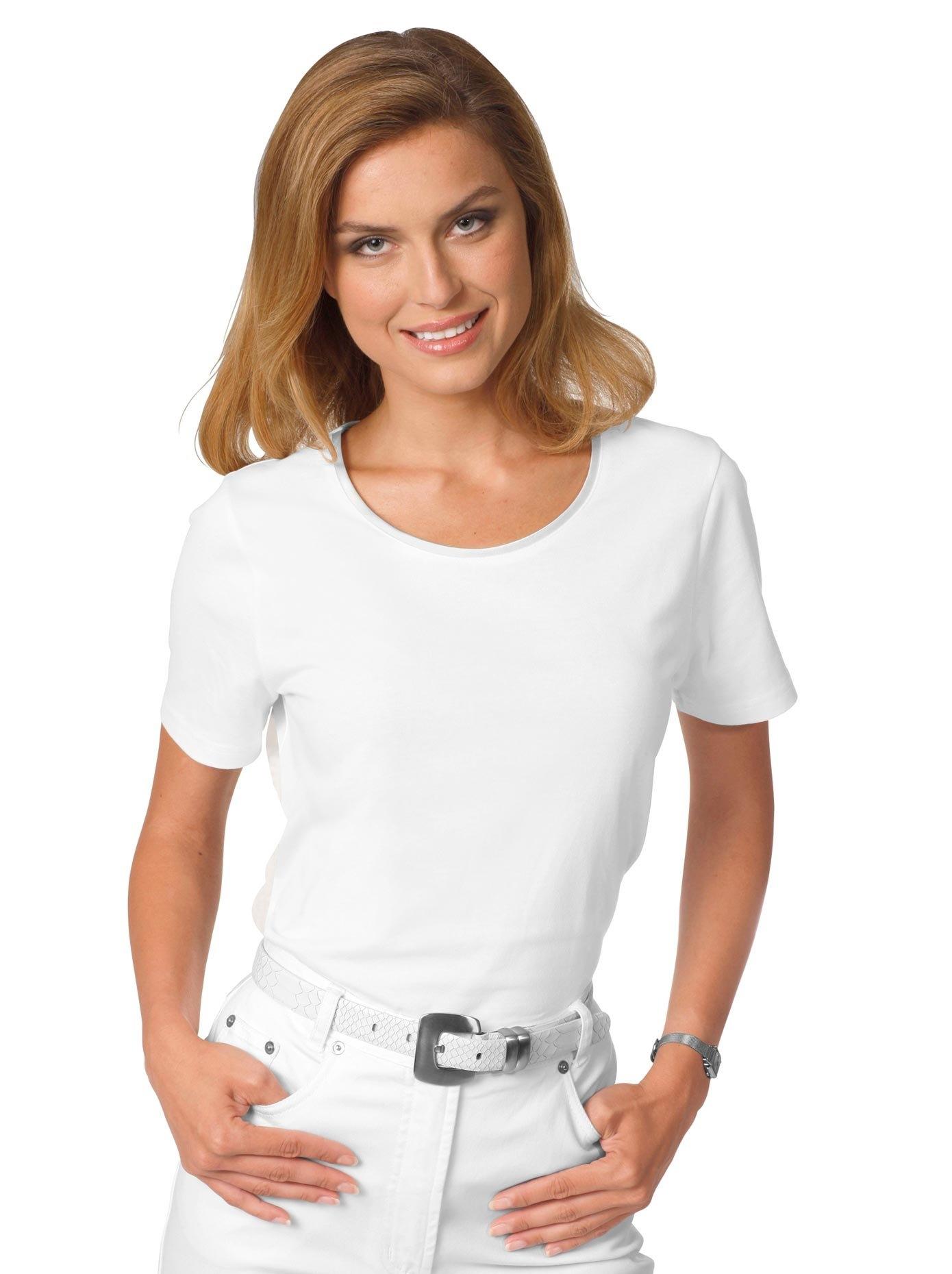 Casual Looks Shirt met ronde hals veilig op otto.nl kopen