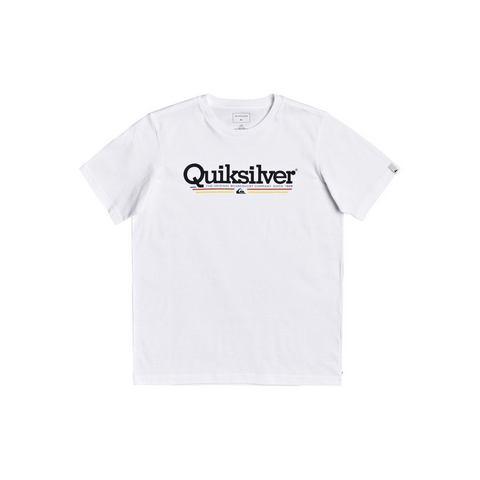 NU 20% KORTING: Quiksilver T-shirt Tropical Lines