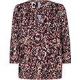 soyaconcept shirt sc-marcia128 met modieuze aop-print rood