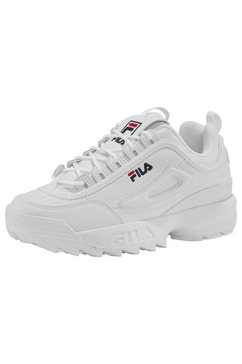 fila sneakers »disruptor low« wit