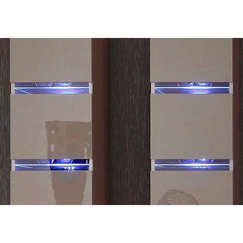 Set: LED-verlichting voor glasplateau