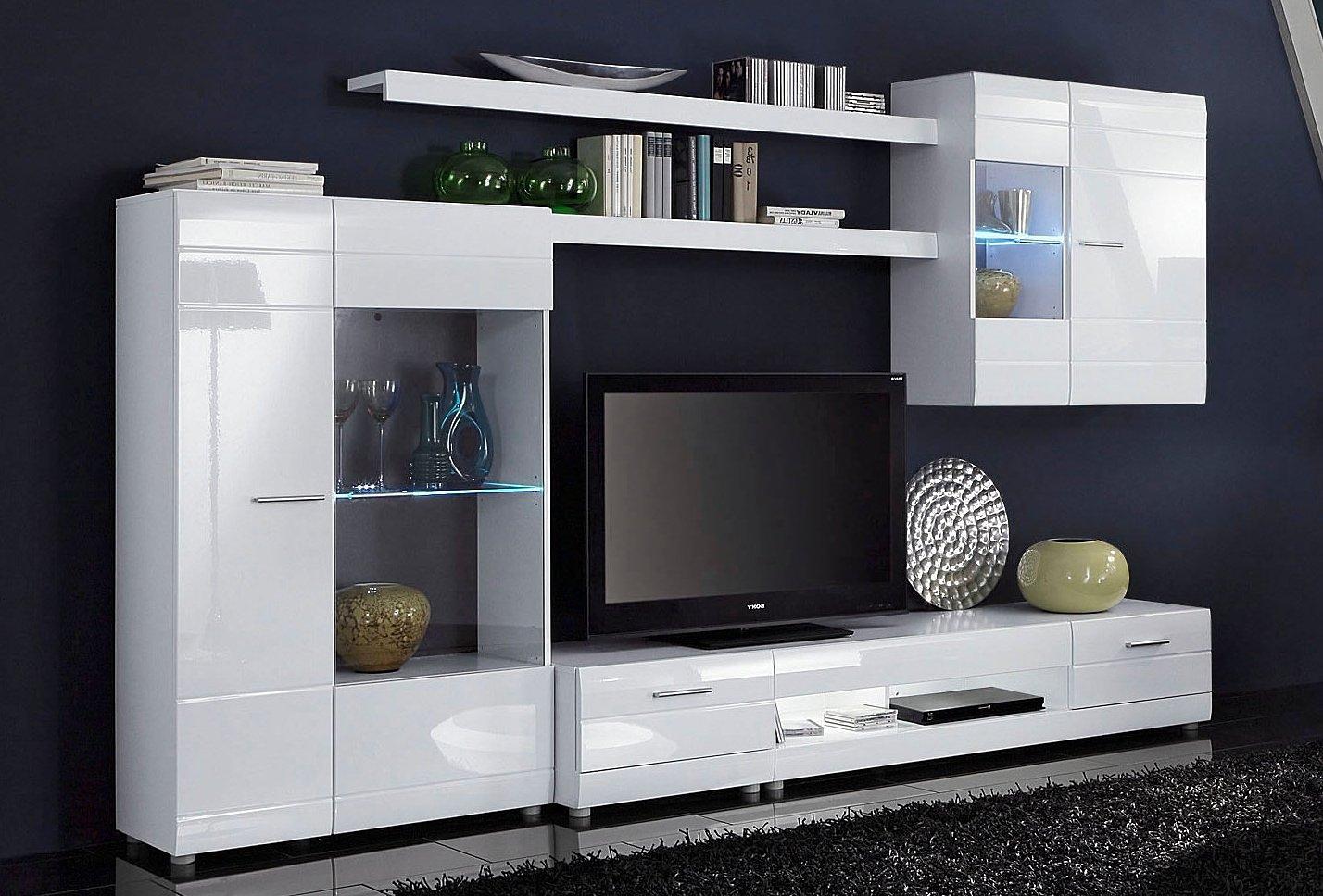 wandmeubel 5 delige set koop je bij otto. Black Bedroom Furniture Sets. Home Design Ideas