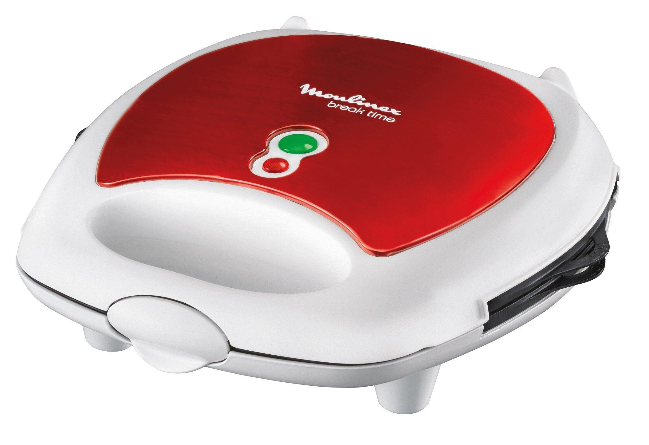 Moulinex 3-in-1 snack-combi-apparaat 'Red Ruby' in de webshop van OTTO kopen