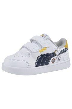 puma sneakers »peanuts puma shuffle v inf« wit