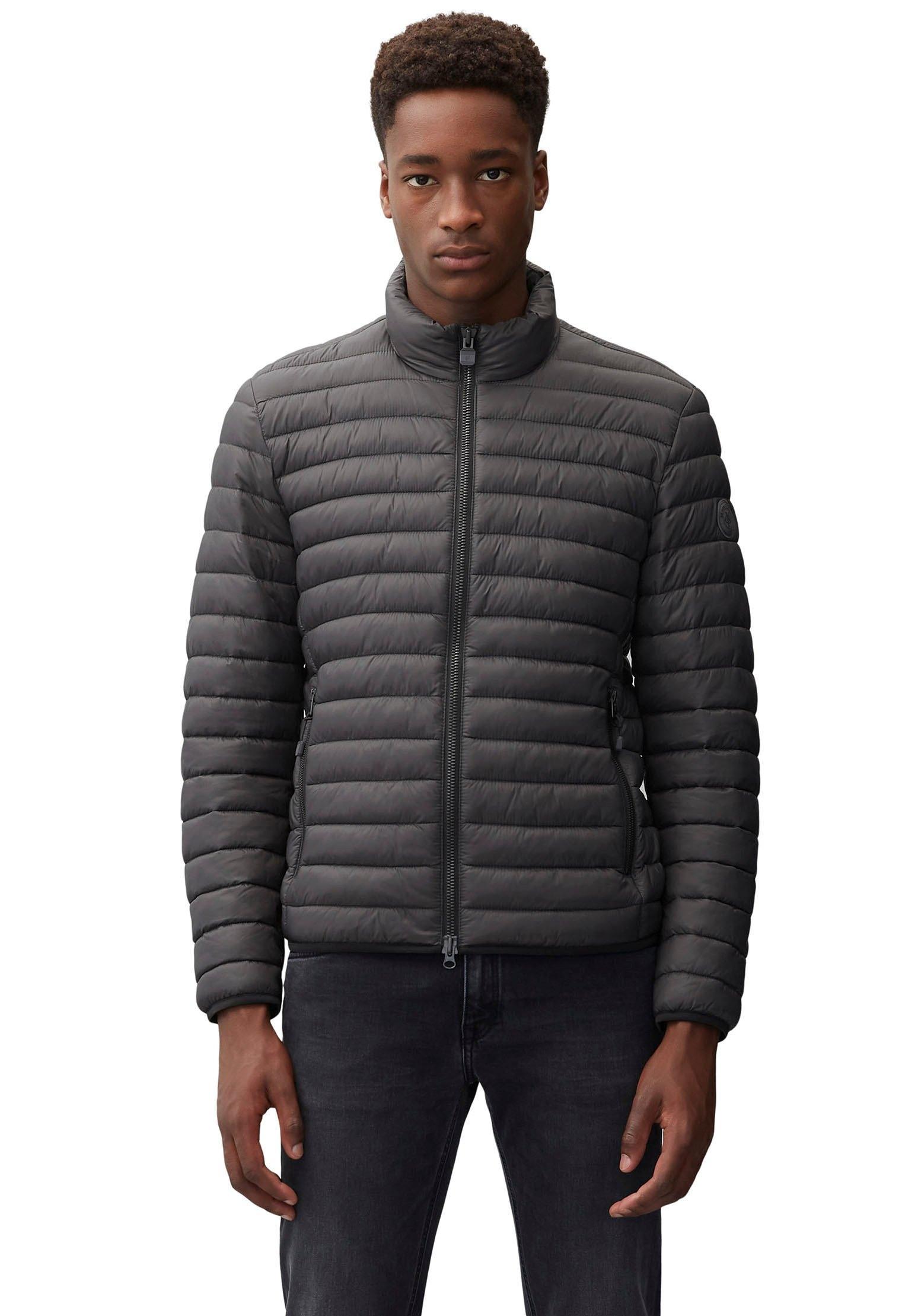 Marc O'Polo gewatteerde jas zonder dons, voor herfst en lente - verschillende betaalmethodes