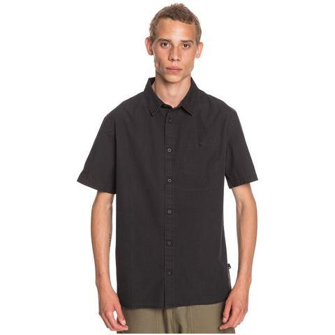 NU 20% KORTING: Quiksilver overhemd met korte mouwen Taxer