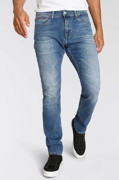tommy jeans slim fit jeans scanton slim ae blauw