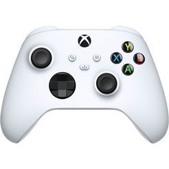 xbox »robot white« wireless-controller wit