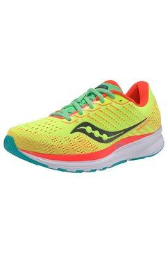 saucony runningschoenen »ride 13« geel