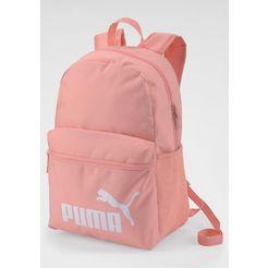 puma sportrugzak »phase backpack« oranje