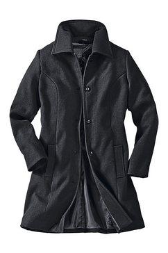 mantel zwart