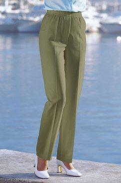 pantalon met 2 zakken groen