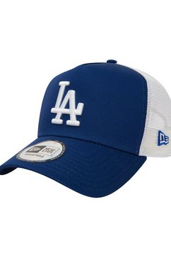 new era trucker-cap »clean trucker« blauw