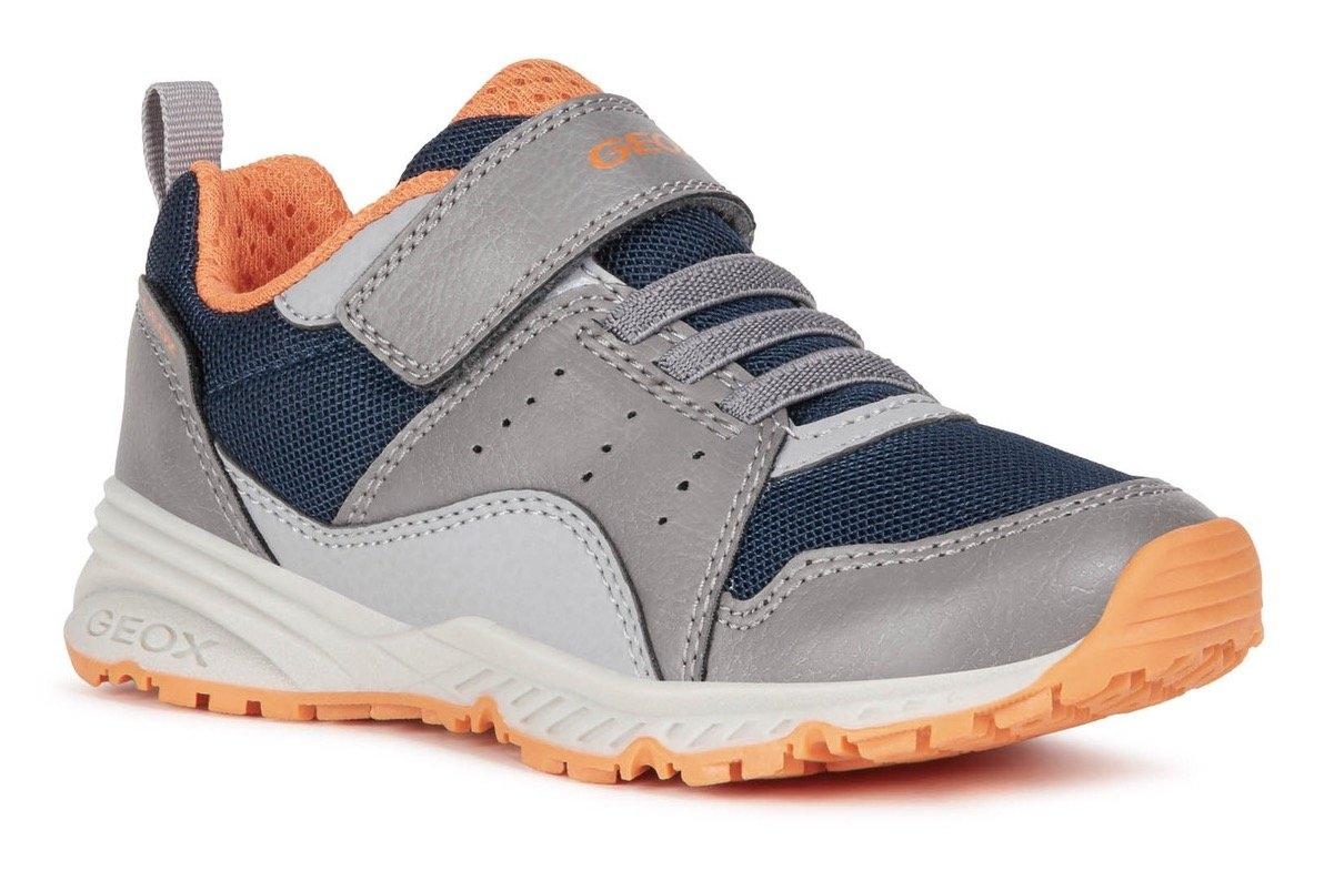 Geox Kids sneakers BERNIE met veelkleurige loopzool bestellen: 30 dagen bedenktijd