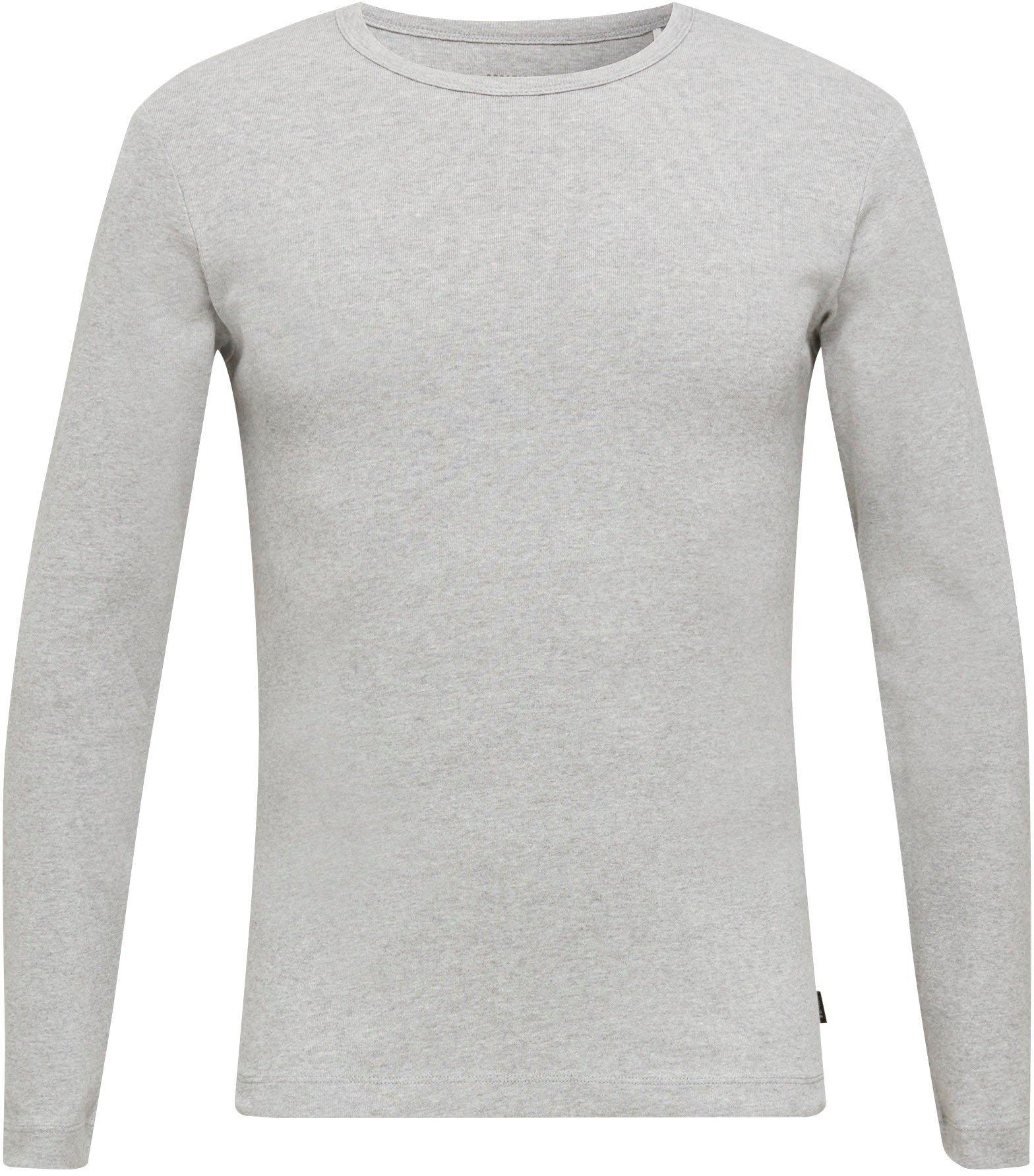 Esprit Shirt met lange mouwen fraai basic artikel - gratis ruilen op otto.nl