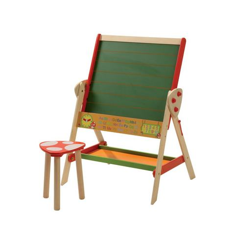 ROBA Staand schoolbord met kruk