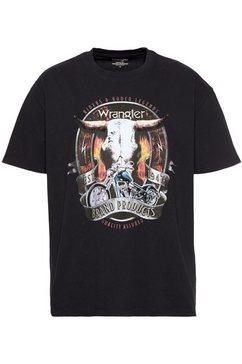 wrangler t-shirt »bull tee«