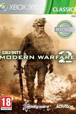 Game, Call of Duty, Modern Warfare 2 (Classics)