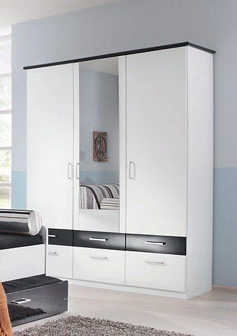 Garderobekast, 2- of 3-deurs, Made in Germany