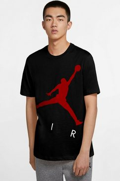 jordan t-shirt »jordan jumpman air men's short-sleeve crew« zwart