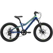 bikestar mountainbike 7 versnellingen shimano rd-ty300 achterderailleur, derailleur blauw