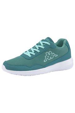 kappa sneakers »follow nc« groen