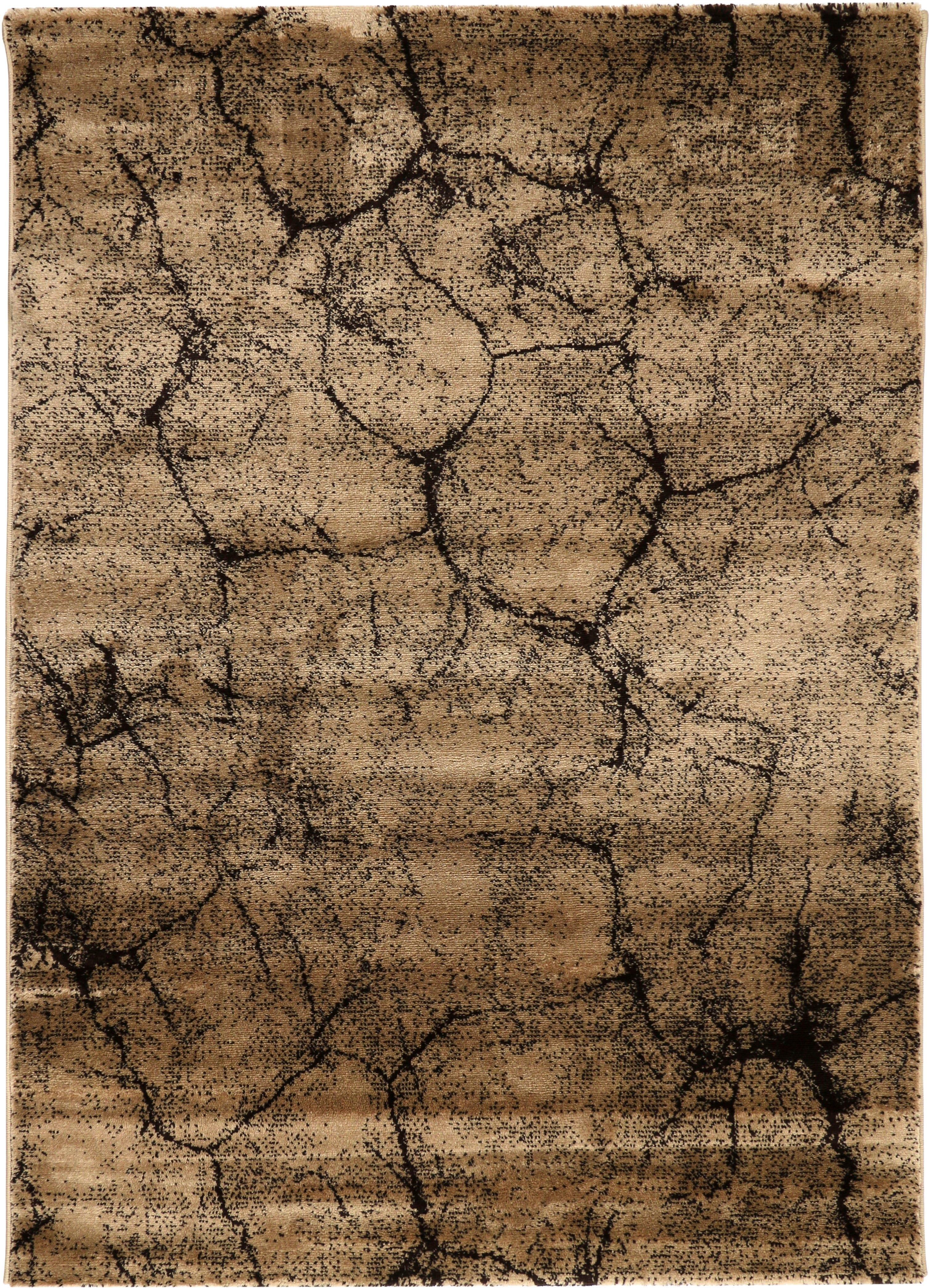 RESITAL The Voice of Carpet vloerkleed Side 245 Korte pool, geweven, modern design, woonkamer - verschillende betaalmethodes