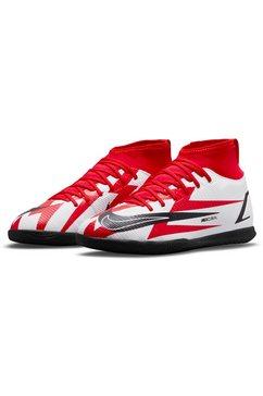 nike voetbalschoenen jr superfly 8 club cr7 ic rood