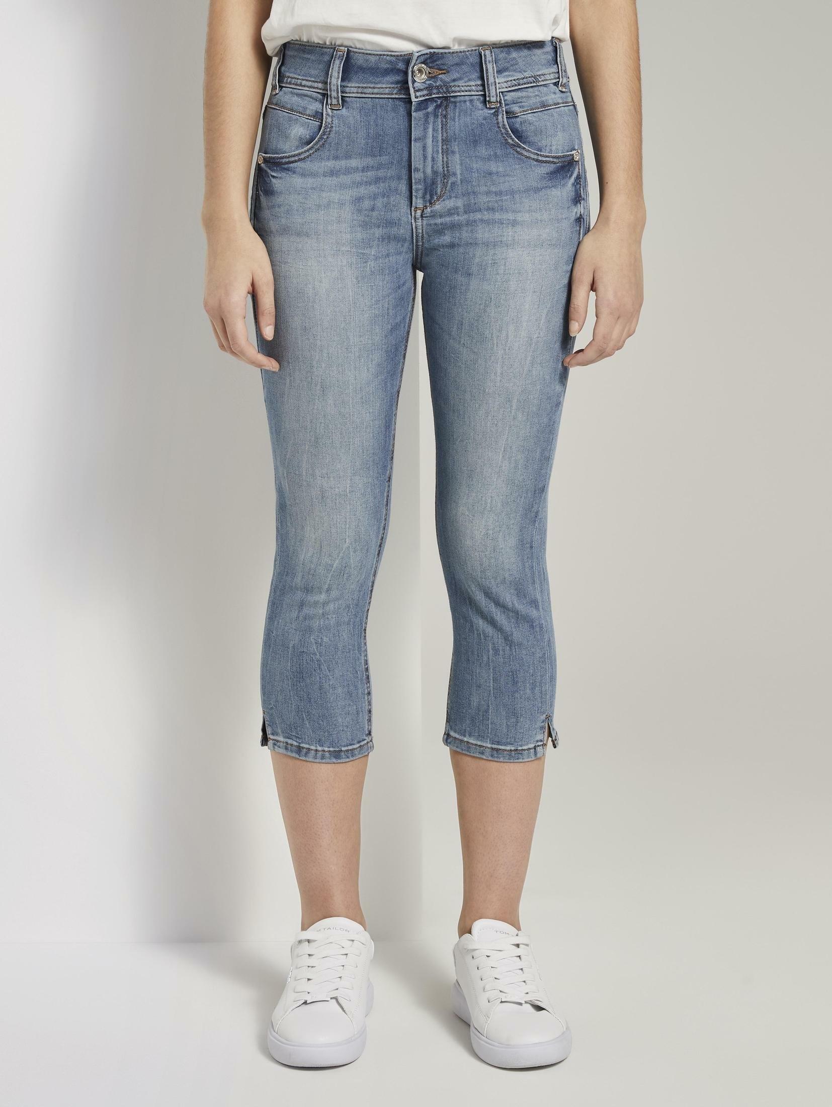 Tom Tailor 3/4 jeans »Kate Slim Capri-Jeans« veilig op otto.nl kopen