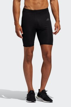adidas performance runningshort »own the run short tights« zwart