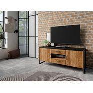 helvetia meble tv-meubel tarabo breedte 154 of 204 cm beige