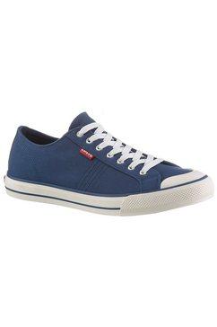 levi's sneakers hernandez met zacht verdikte binnenzool blauw