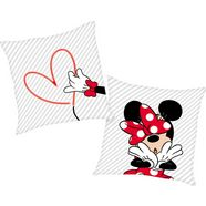 walt disney sierkussen minnie mouse met schattige minnie mouse-motieven (1 stuk) grijs
