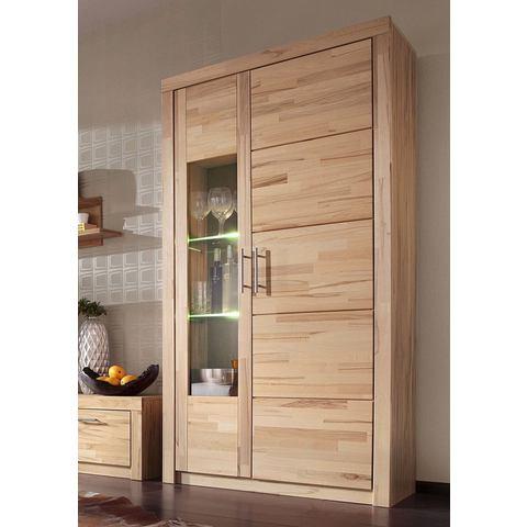 Vitrinekast, 2-deurs, Made in Germany