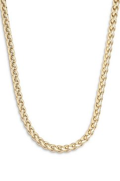 xenox edelstalen ketting »urban jungle, x6485g-48, x6485g-90« goud