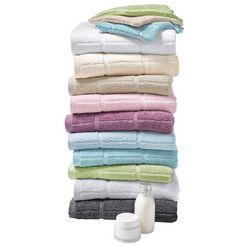 waeschepur handdoek wit