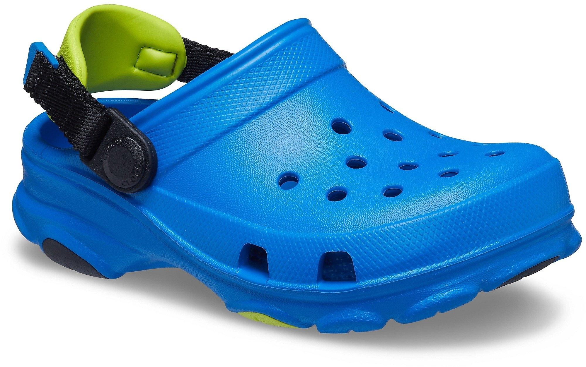 Crocs clogs »Bright Cobalt Classic All-Terrain Clog K« goedkoop op otto.nl kopen