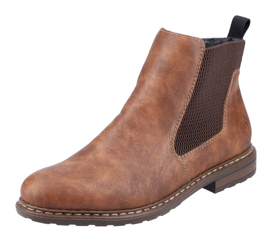 Rieker Chelsea-boots in gebruikte look - gratis ruilen op otto.nl