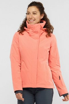 salomon ski-jack »speed« rood