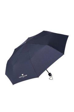 tom tailor zakparaplu »regenschirm« blauw