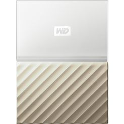 wd - western digital »my passport ultra« externe hdd wit