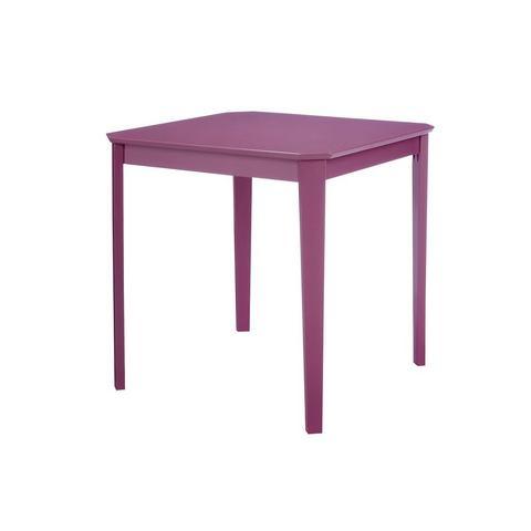 Eettafels HOME AFFAIRE Tafel met tafelblad van mdf 507703