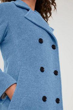 rick cardona by heine winterjas blauw