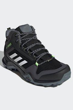 adidas terrex wandelschoenen terrex ax3 mid gore-tex waterdicht zwart